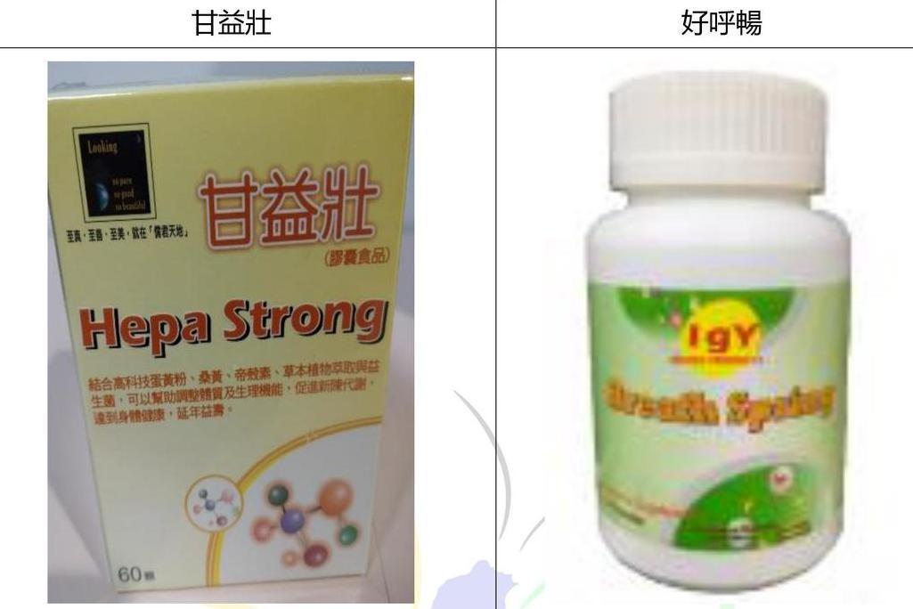 過期9年蛋黃粉繼續用 華肝28款益生菌等保健品「中鏢」