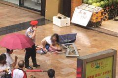 深圳玻璃窗從天而降砸中5歲男童 恐成植物人