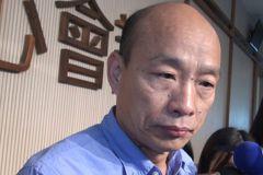 韓國瑜遭發動罷免 藍營憂若提名選總統爭議將如影隨形