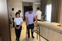 高醫與馬國建商合作打造高齡養生宅 輸出台灣長照經驗