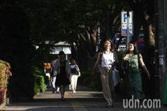 影/東京熱島效應嚴重 安藤忠雄掀起種樹社會運動