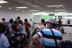 長榮國際航班高雄入出境 23日各有3航班照飛