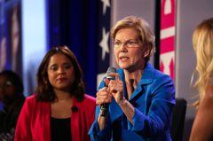 民主黨支持度最高3人都逾70歲 2020大選或變古稀之戰