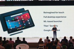 Google高層表示已放棄開發平板電腦 因為都賣不過iPad