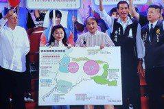 王金平雲林造勢 「要變成台西縣,人口回升至百萬」