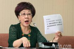 國民黨邀約反鐵籠公投遊行 呂秀蓮不參加
