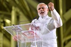 印度女議員演說 揭莫迪專制面紗