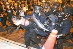香港太陽花占領立法會 林宗弘:官逼民反