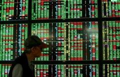 又傳詐貸案 台企銀、王道銀股價爆量走跌
