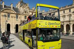 觀光客阻礙交通 巴黎市中心禁巴士