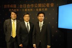建商推案開高價 潤泰董座簡滄圳:「沒成交都是假的」