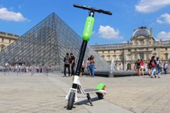 當饗宴變成夢魘:巴黎的電動滑板車之亂