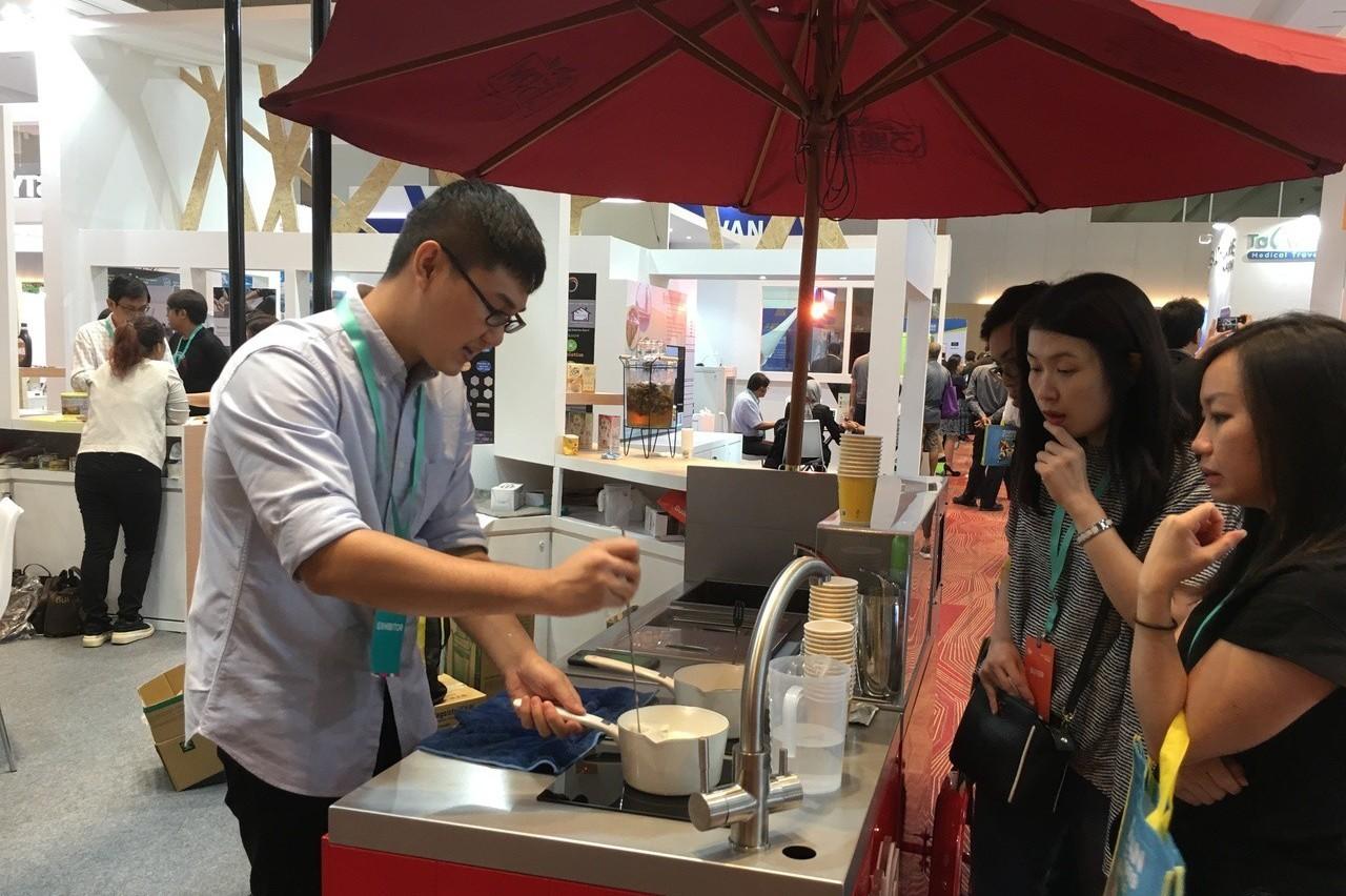 珍奶聯盟發威 台灣國民美食賣進世界各大城市
