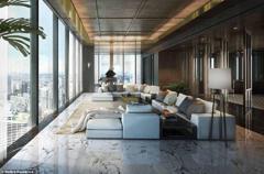 600坪!Dyson創辦人 買下新加坡最大最貴最高豪宅
