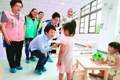公托、公幼倍增計畫 7處新幼兒園開工