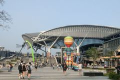 台中大車站計畫帶動東區再生建商紛紛插旗