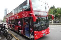 開拓客源 北市雙層觀光巴士增3站點