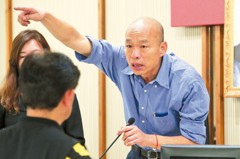 韓國瑜爭取帶職 民進黨團:參選或辭職二擇一
