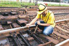 台鐵維修靠肉眼 用到壞才換 壓垮準點率