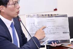 國安人員走私私菸爭議蔓延 黃國昌:華航人員涉刑事犯罪
