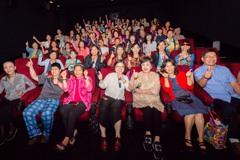 「甄珍高雄影展」熱鬧落幕 她錄感謝詞感謝影迷支持