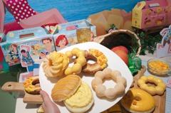 Mister Donut與歡唱99俱樂部「蝦趴」聯名 這3天新品買三送一
