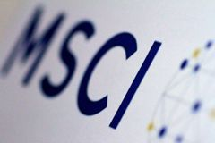 MSCI下調權重 台股資金恐流出345億