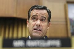 雷克里夫爭議多 川普撤回情報總監提名