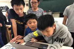 跨域融入 小學生不插電學程式