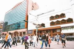 台北市消費力 中山區最強