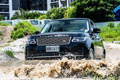 九和汽車Land Rover CITY TRACK城市越野極限體驗活動!磅礡登場