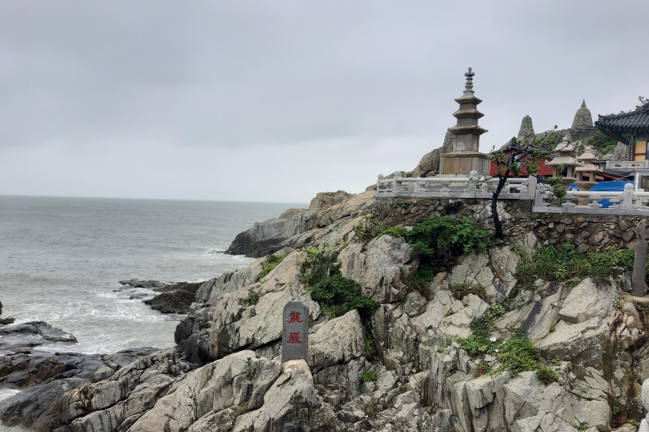 韓國釜山/三大宗教勝地 海東龍宮寺