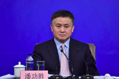 潘功勝:市場化改革 續增強人民幣匯率彈性