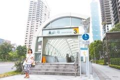 捷運站大PK 象山人氣最旺 永寧房價最低