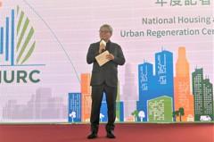 花敬群﹕住都中心未來一年衝萬戶社會住宅