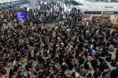 香港局勢不穩 泰國評估派軍機撤人
