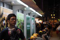 陸媒:羅冠聰煽動罷課 自己卻飛去美國讀書
