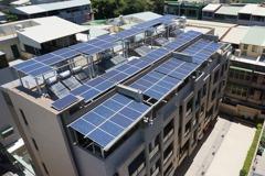 推動綠能…容積獎勵 企業最高可獲5%