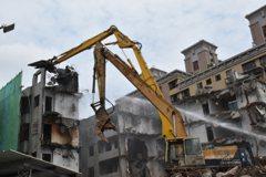 都更卡住/海砂屋掉陽台 有「代拆辦法」…才拆除