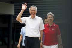 李顯龍夫人捍衛丈夫高薪:我們又不像他國有各種補貼