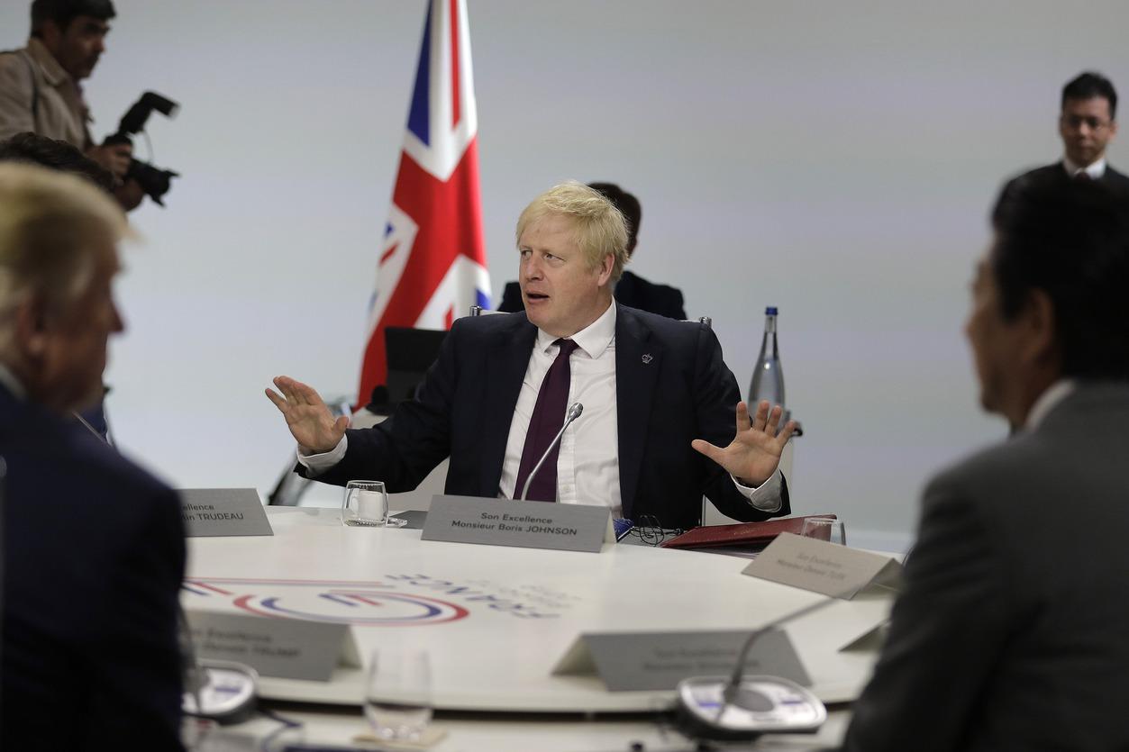 G7後對脫歐協議更樂觀 強生準備談到最後一刻