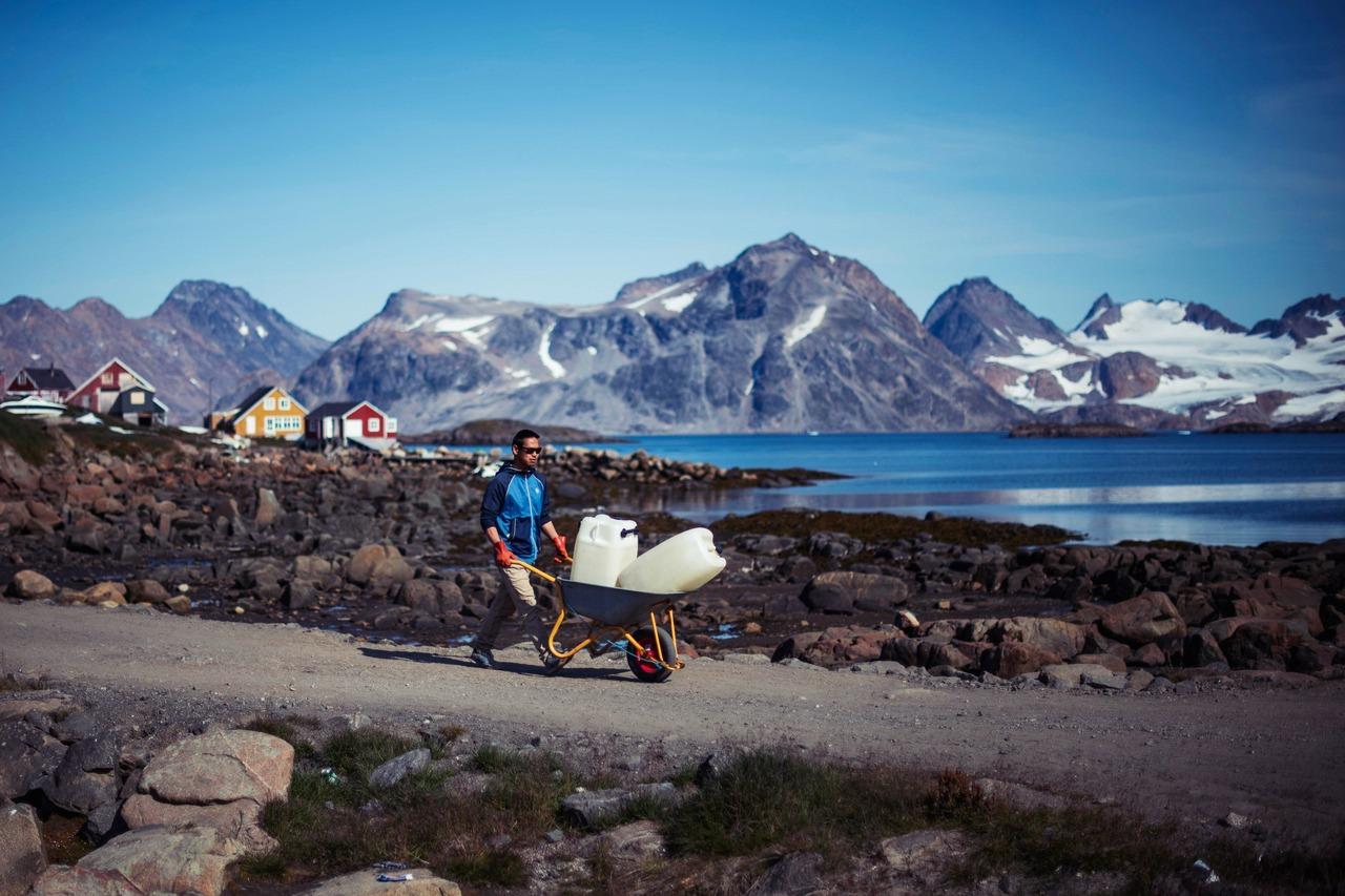 美中極地爭霸:川普買不了的格陵蘭島,有什麼好?