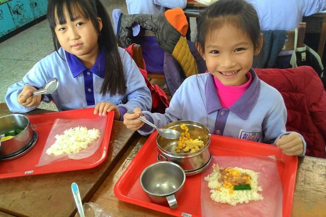 快開學審計室指嘉縣國中小午餐食材四章使用率偏低