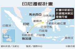 印尼拚2024年 遷都東加里曼丹