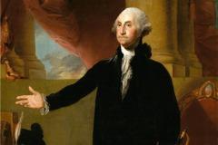 總統畫像背後