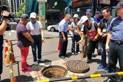 三重道路淹水之苦 議員籲做透保水工程