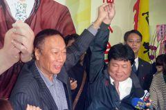 顏寬恒:挺韓國瑜是遊戲規則 若郭台銘贏初選也會挺