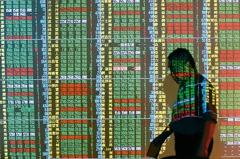 台股高檔整理收漲16.8點 三大法人買超58.68億