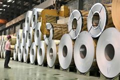 財政部公告雙反調查結果 對陸五項鋼品暫不加稅