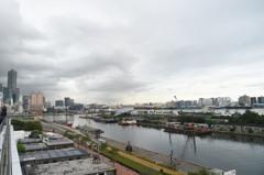 摩天輪蓋港區招商 土開公司促簽三方協議書